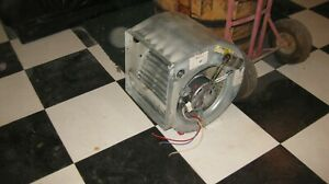 115 Volt Squirrel Cage Blower Fan Hydro Great Deal