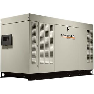 48kw Generac Quietsource Series Liquid cooled Home Standby Generator Lp ng