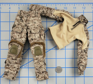 Mini times seal team navy special forces uniform 1 6 scale toys soldier Joe dam $17.99