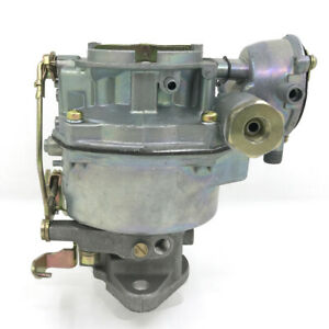 Rochester 1 Barrel Carburetor 1957 1961 Gmc Truck Nomad Bel Air 235 W Automatic