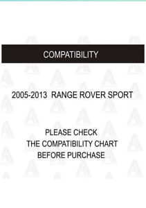Land Rover Discovery Sport Suspension Parts