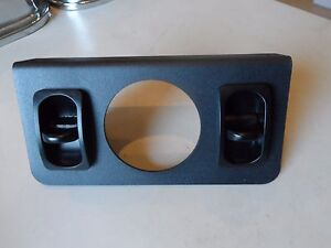 Air Ride Single Gauge 2 Paddle Valves Switch Suspension Bracket Car Truck Lower