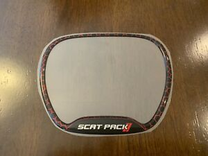 Steering Wheel Trim Ring For Scat Pack Challenger charger