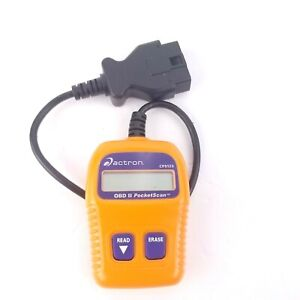 Actron Cp9125 Obd Ii Pocket Scan Code Reader Diagnostic Tool