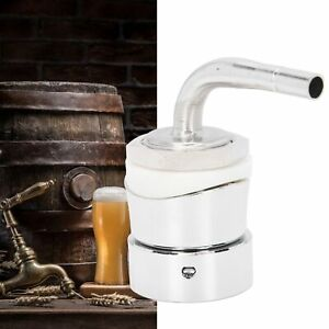 Draft Beer Tap Tower Shank Assembly 1 4in Stainless Steel Home Brewing Beer