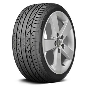 General Set Of 4 Tires 235 35zr19 Y G max Rs Summer Performance