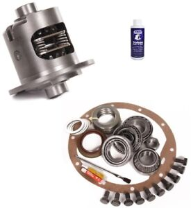 65 80 Gm Chevy 12 Bolt Truck Powergrip 30 Spline 4 Series Posi Lsd Master Pkg