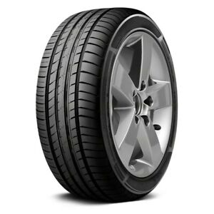 Cosmo Set Of 4 Tires 235 35r19 Y Mucho Macho All Season Performance