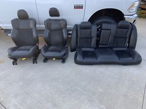2008 2010 Dodge Charger Chrysler 300 Srt8 Seats Leather Heated Srt 08 09 10 2009