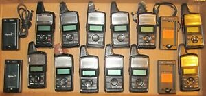 Lot Of 10 Hytera Pd362 Uc Dmr 430 470mhz Uhf Radios 2 For Parts