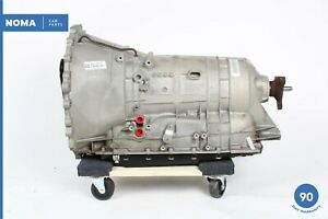 03 09 Jaguar X358 Xj8 6 speed Automatic Transmission Zf 6hp 26 6w937000bd Oem