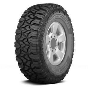 Fierce Set Of 4 Tires 35x12 5r20 Q Attitude M t All Terrain Off Road Mud