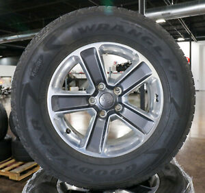2018 Jeep Wrangler Wheels And Tires