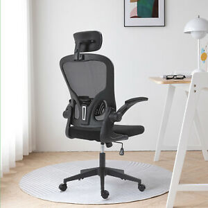 High Back Ergonomic Mesh Office Chair Adjustable Swivel Rolling Computer Chair