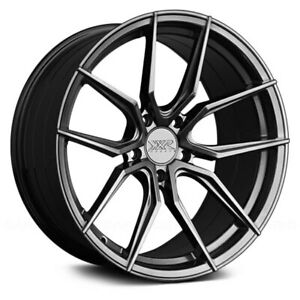 Xxr Wheels 19x10 40 5x120 65 72 56 Black Rims Set Of 4