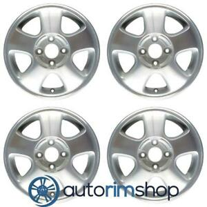 Acura Honda Integra Del Sol 1993 1994 1996 1997 1998 1999 14 Oem Wheel Rim Set