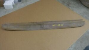Model A Ford Sedan Coupe Panel Above Windshield Mt 6636