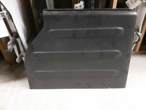 2007 2008 Jeep Wrangler Driver Left Roof Hard Top Front Panel Black Texture