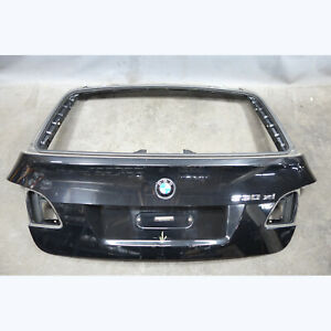 2006 2010 Bmw E61 5 series Touring Oem Rear Hatch Trunk Lid Black Sapphire Oem