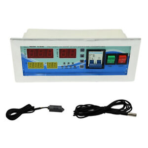 Xm 18d Poultry Egg Incubator System Automatic Temperature Humidity Sensor