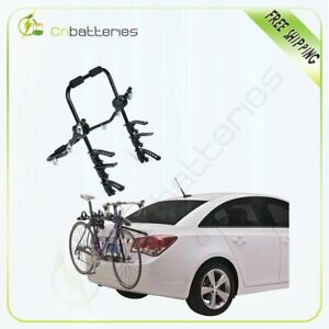 Roof Top Bicycle Universal Car Carrier Rack 3 Bike Cargo With Lock High quality