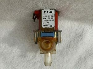 Water Valve Assembly Automatic Product Hot Beverage Vending Machine Etn Gs 56