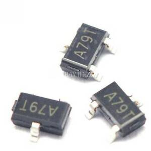Ao3407 A79t 4 3a 30v Sot23 Mos P channel Mosfet Transistor