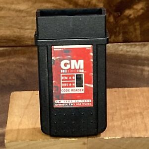 Innova 3123 Gm Code Reader For Gm 1982 To 1995 Domestic Cars Trucks Untested