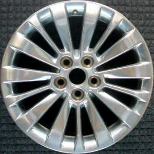 Cadillac Cts Polished 18 Inch Oem Wheel 0 To 2019