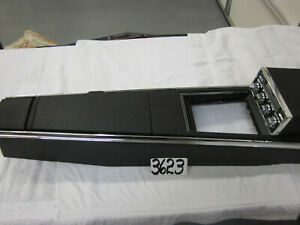 1967 Camaro Console With 8 Track Stereo Factory Original