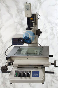 Mitutoyo Measuring Microscope Mf Code 176 707d