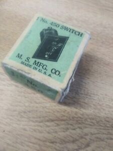 Nos Model T Ford Early Head Light Switch Others