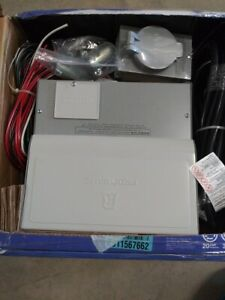 Reliance Controls Back up Power Transfer Switch Kit 310crk 63261