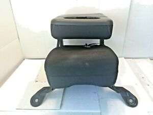 2008 2010 Ford F250 Super Duty Pickup Cloth Front Jumper Seat