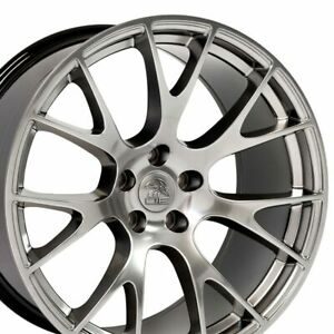 20 X9 Inch Wheel Rim For Dodge Charger 2006 2015 2016 2017 2018 2019 2020 2021