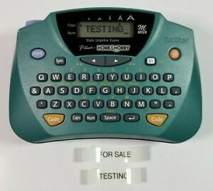 Brother Model Pt 65 P touch Home And Hobby Label Maker Portable Handheld