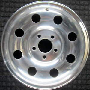 Ford Ranger Polished 15 Inch Oem Wheel 2001 To 2007