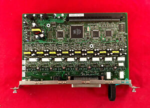 Panasonic 8 port Digital Hybrid Line Card Psup1322zc Kx tda0170 Dhlc8