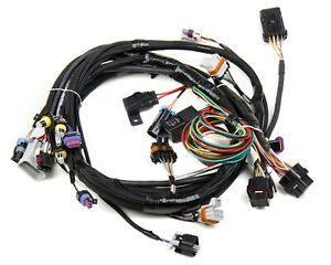 Holley Efi 558 102 Fuel Injection Wire Harness