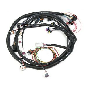 Holley Performance 558 103 Fuel Injection Wire Harness