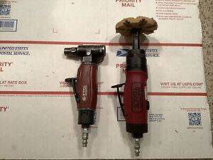 Matco Tools 90 Degree Right Angle Quick lock Die Grinder And Pinstripe Removal