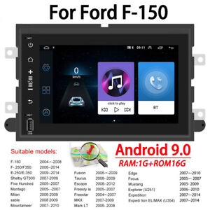 7 Android Car Stereo Radio Gps For Ford F150 250 350 Focus Expedition Mustang