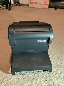 Epson Tm t88iii Pos Point Of Sale Thermal Usb Receipt Printer M129c No Ac Cord
