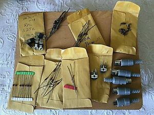 Lot Of Assorted Transistors New