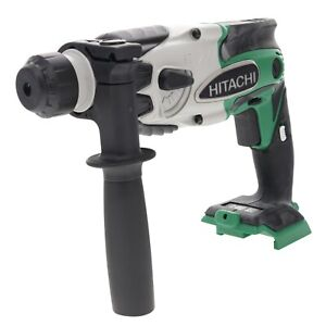 Hitachi Dh18dslp4 18v Sds 1 4 X 1 1 4 In Plus Rotary Hammer retail bare Tool