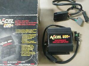 Accel 200 Ignition Amplifier Mustang Msd Mallory Box