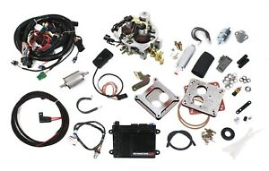 Holley Performance 550 200 Avenger Efi Throttle Body Fuel Injection System