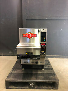 Perfect Fry Pfa570 Countertop Ventless Deep Fryer 2 75 Gallons 208v 1 phase