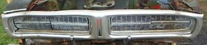1971 1972 1973 1974 Dodge Charger Concealed Hideaway Headlight Grill Bumper