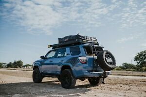 4runner Spare Tire Hitch Carrier Drop Down